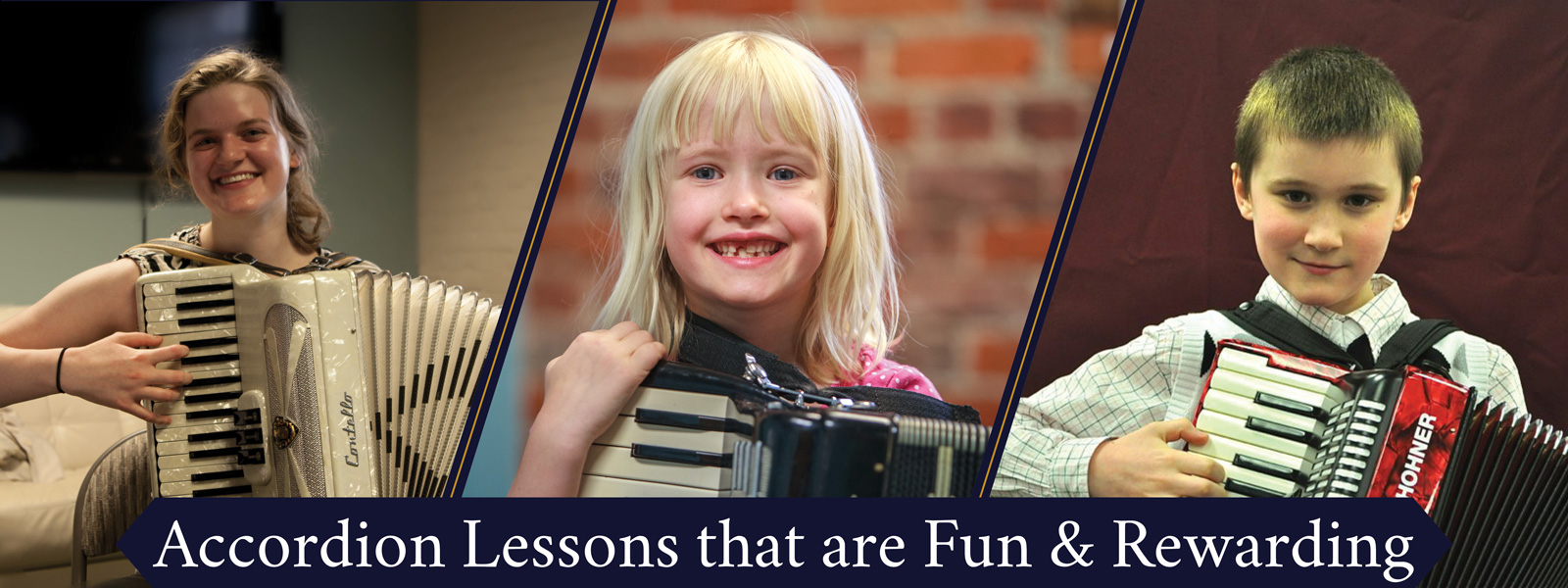 Spokane Accordion Lessons • Bartell Music Academy • (509