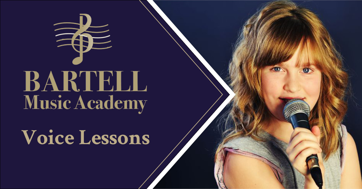 Spokane Voice Lessons • Bartell Music Academy • (509) 998-5422